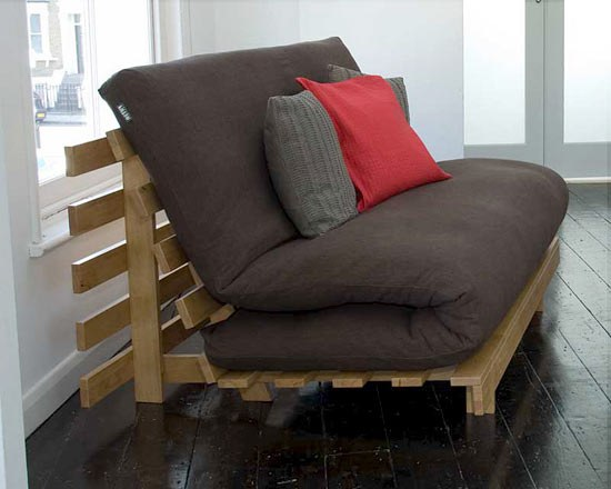 2 Seater Fabric Cover Futon Company