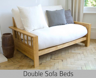 Single Double 2 & 3 Seater Sofa Beds