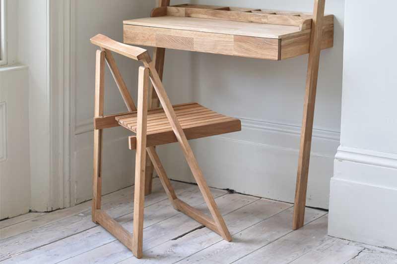 Terrific Oak Folding Chair Alphanode Cool Chair Designs And Ideas Alphanodeonline