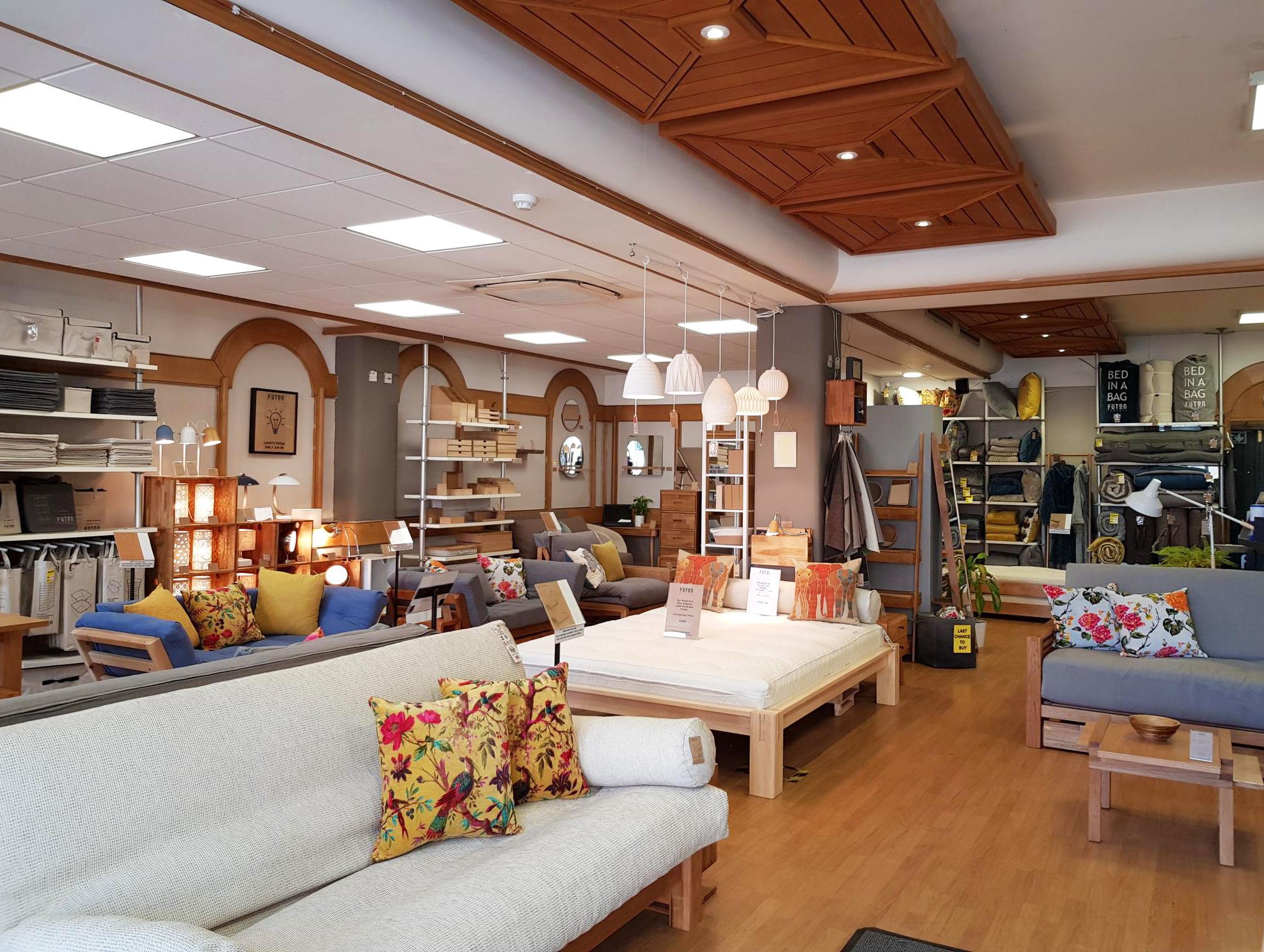 futon company   cambridge shop