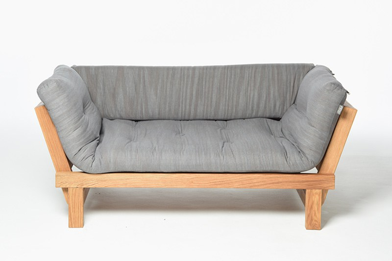 Oak wooden cute sofa bed futon company for Ultimate sofa bed