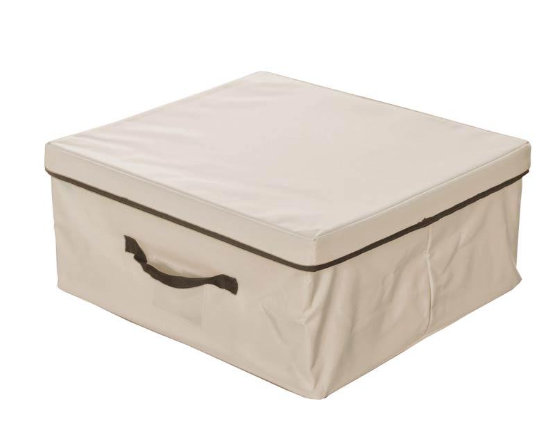 Canvas Storage Boxes For Wardrobes: Fabric Wardrobe Storage Box