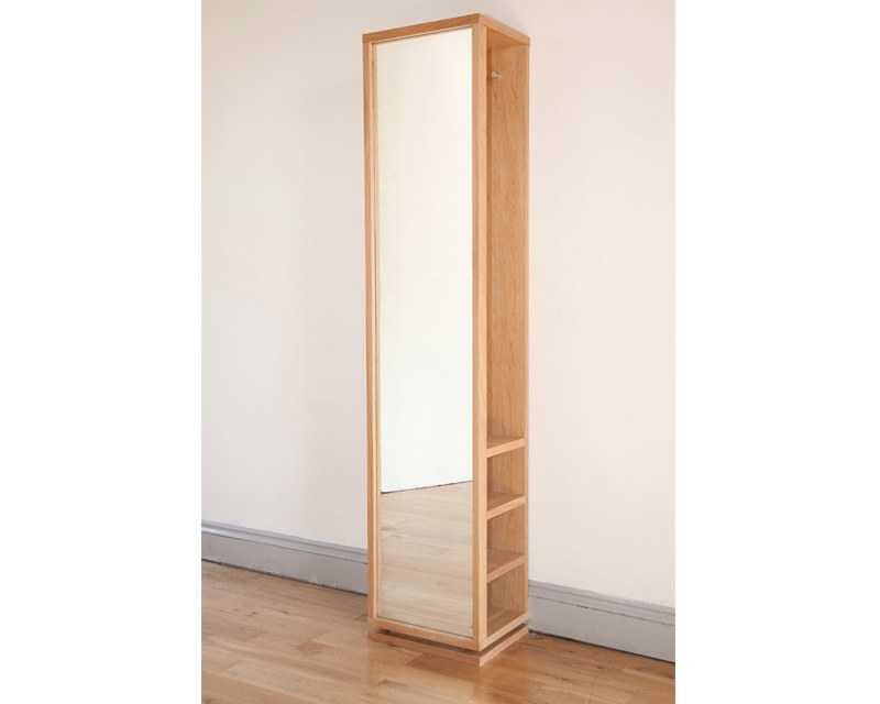 Full Length Mirror With Hanging Storage Futon Company