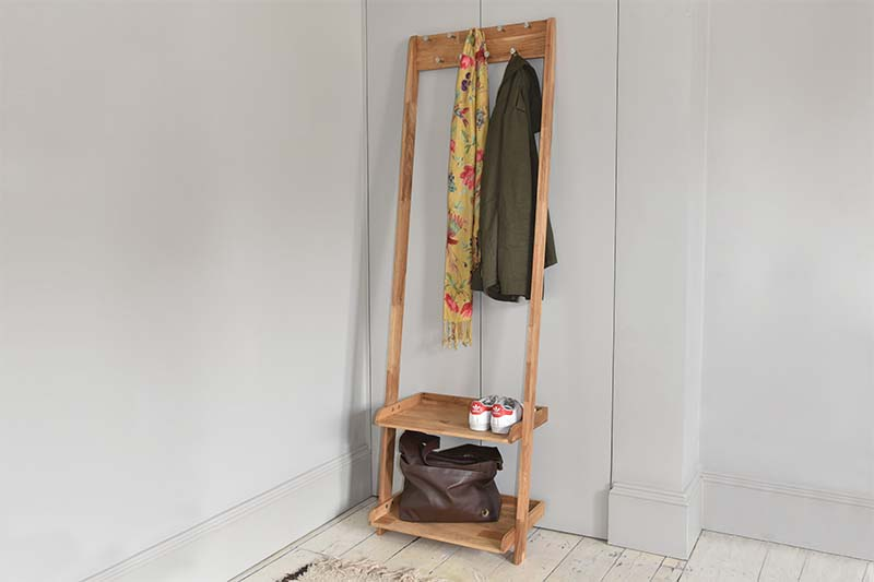 Leaning Clothes Organiser Futon Company