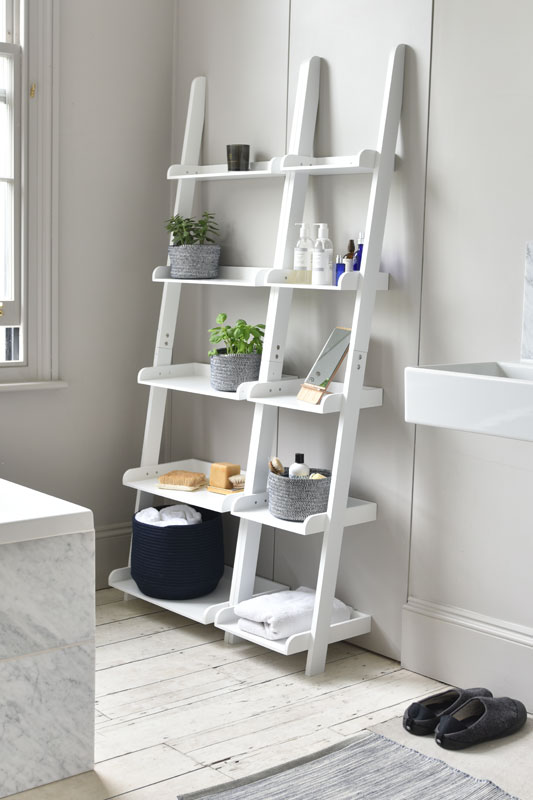 Miraculous Ladder Shelf Beutiful Home Inspiration Truamahrainfo