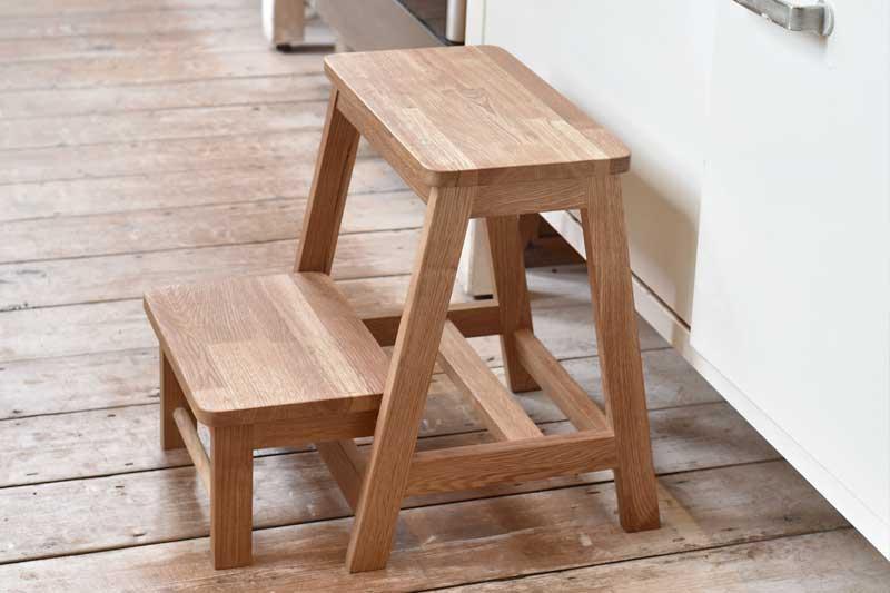 Wooden Step Stool Futon Company
