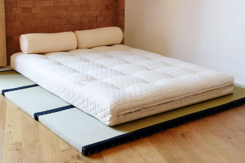 Thick And Comfortable Bed Mattress Futon Company