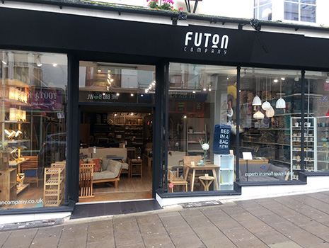 Futon Company Brighton Shop