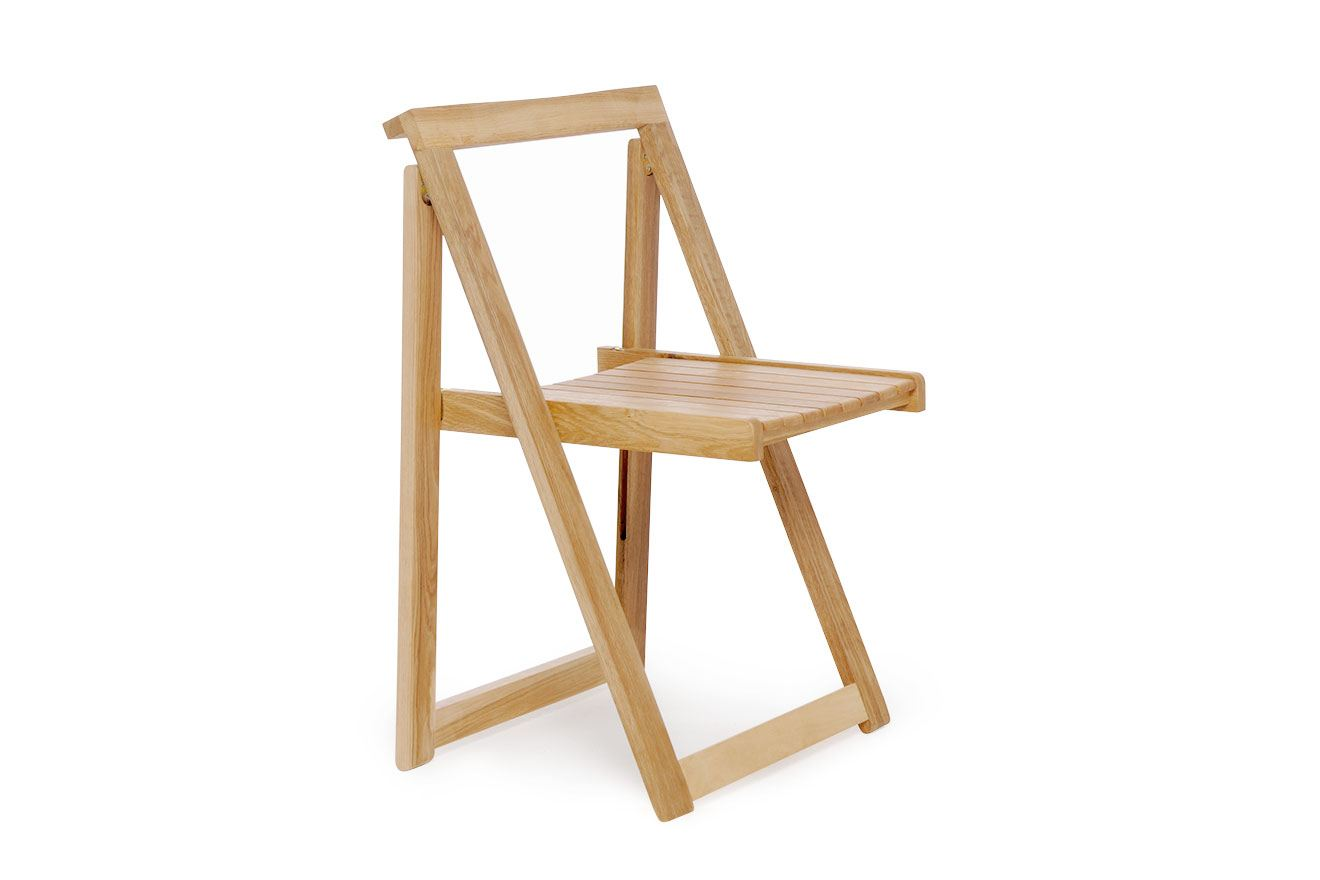 Phenomenal Oak Folding Chair Pabps2019 Chair Design Images Pabps2019Com
