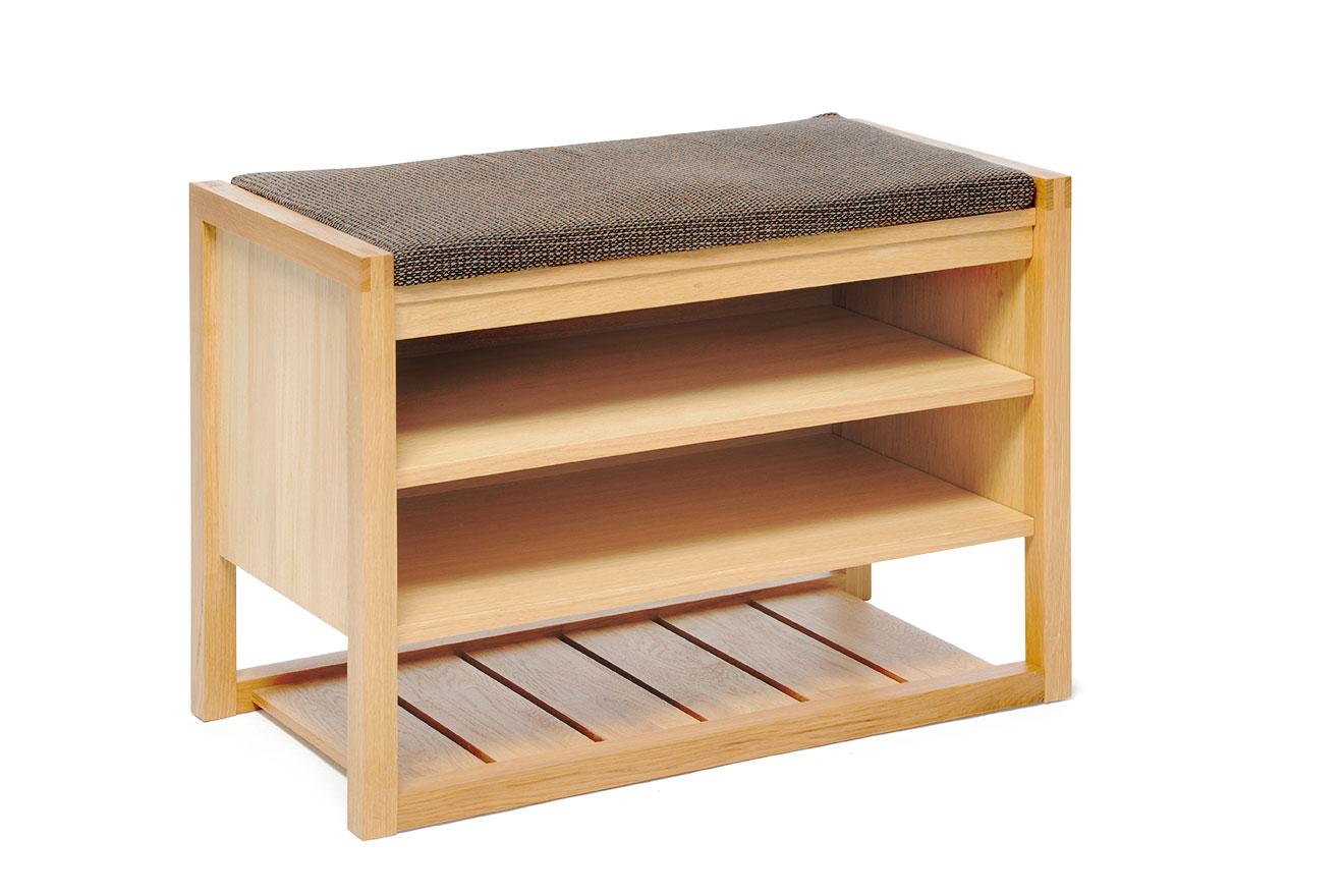 buy popular a793f 5df55 Oak Hallway Bench