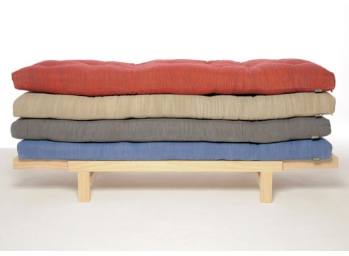Daybed Comfort Futon Stack Of All Colours
