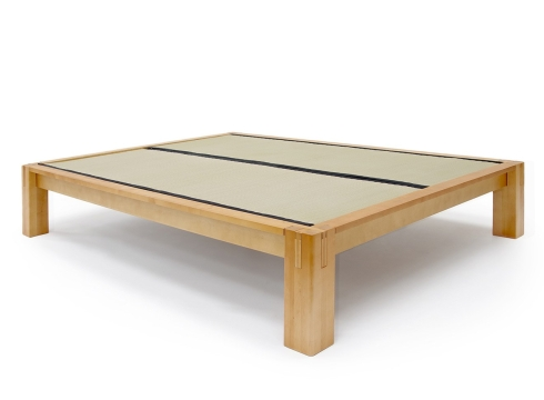 Tatami Bed Birch