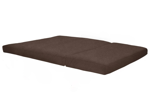 3 Panel Futon Chequers Fieldmouse