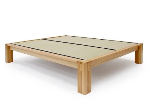 Tatami Bed Oak