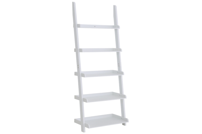 MDF-Ladder-shelf-Wide-white