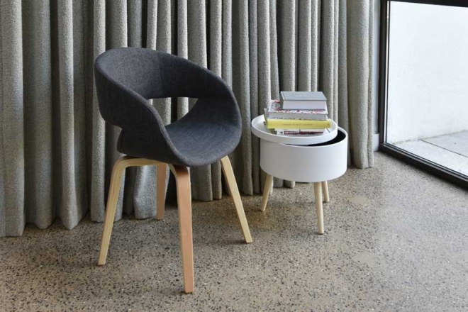 Orbit Chair Grey Location