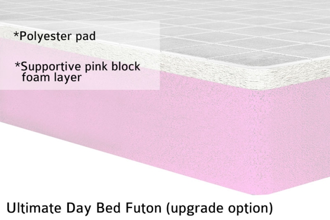Daybed Ultimate Futon Cross Cut 1