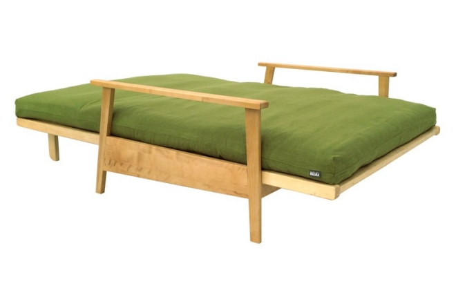 Haiku Double Sofabed As Bed