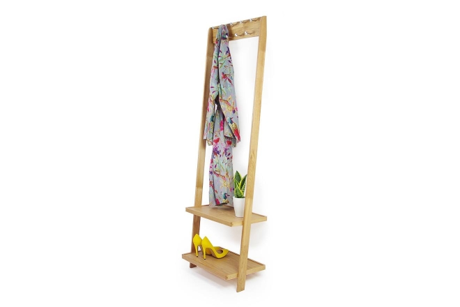 Leaning Ladder Clothes Organiser