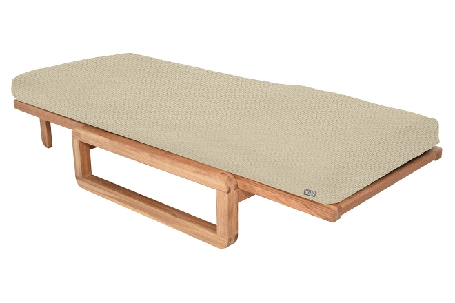Comfort Single Futon With Cover Aldeburgh Natural