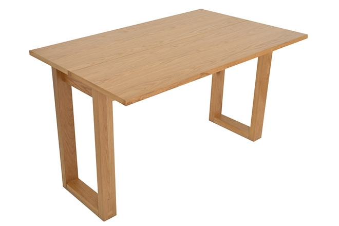 Table Console Oak Dining 3