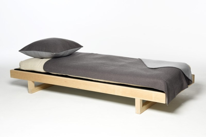 Mirage Single Bed As Bed